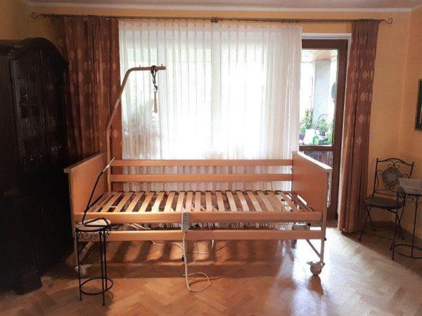 łóżko rehabilitacyjne Burmeier Dali II