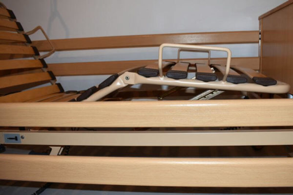 Łóżko rehabilitacyjne elektryczne Burmeier Arminia