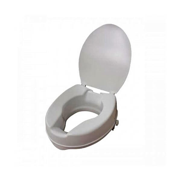 Nasadka toaletowa Mobilex z klapą