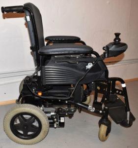 Wózek inwalidzki elektryczny Rapido