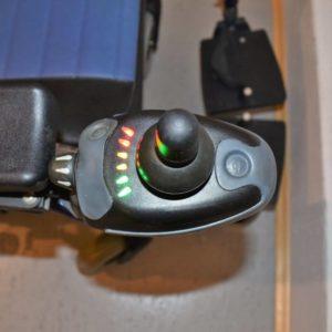 Wózek inwalidzki elektryczny Rapido Vermeiren