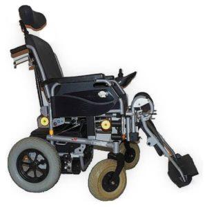 Wózek inwalidzki elektryczny Vermeiren Squod