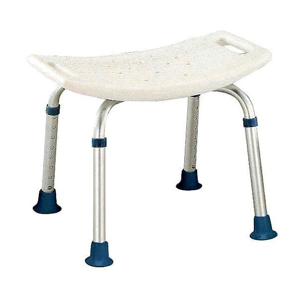 Stołek pod prysznic Mobilex