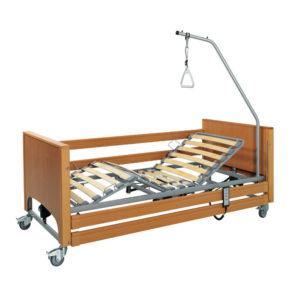 Łóżko rehabilitacyjne elektryczne elbur PB 331