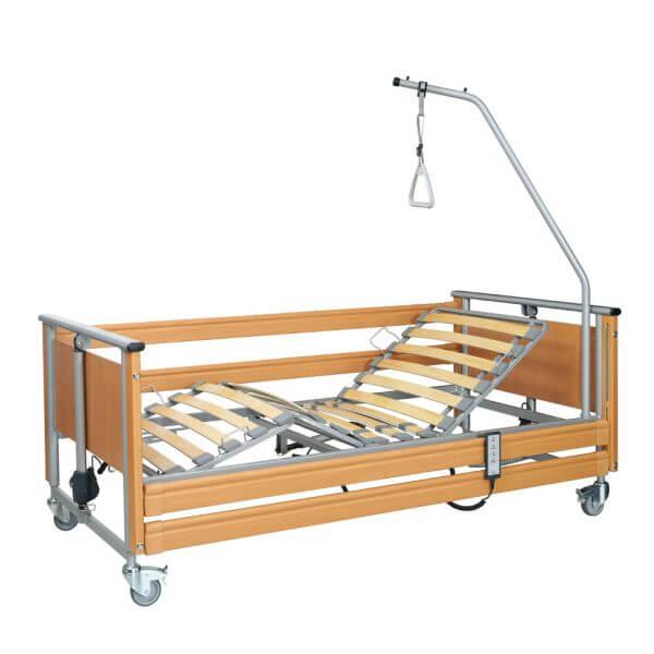 Elektryczne łóżko rehabilitacyjne Elbur PB 326