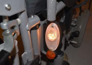 Wózek inwalidzki elektryczny Squod Vermeiren