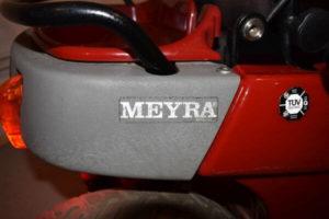 wózek inwalidzki elektryczny Meyra Optimus
