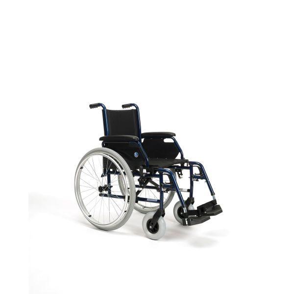 Wózek inwalidzki ręczny Jazz S50