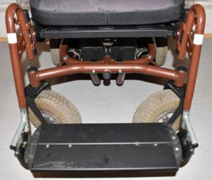 Wózek inwalidzki elektryczny Forest Vermeiren