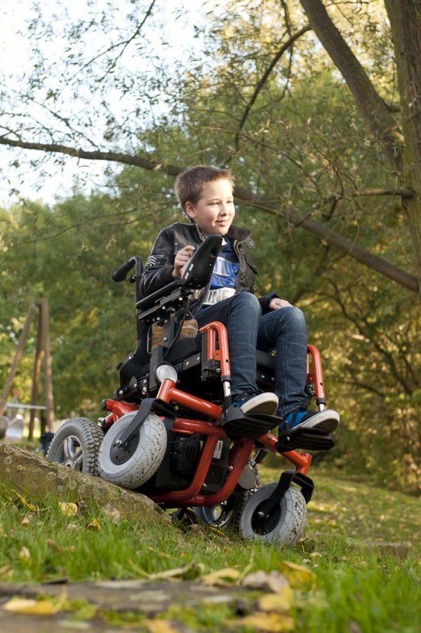 Wózek inwalidzki dziecięcy Forest Kids