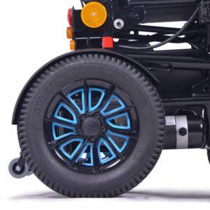 Wózek inwalidzki elektryczny Squad Vermeiren
