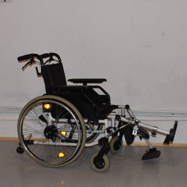 Wózek inwalidzki specjalny miniaturka