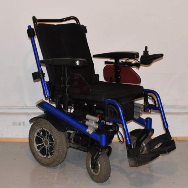 Wózek inwalidzki elektryczny PCBL 1800 Modern