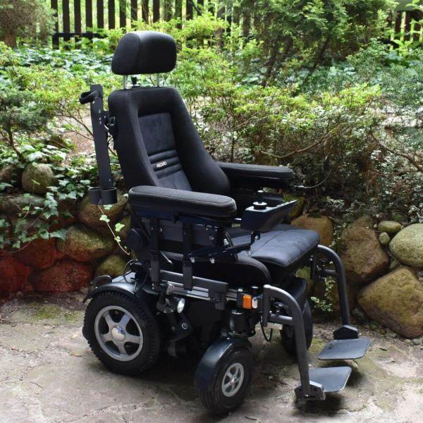 Wózek inwalidzki elektryczny SKS Viva Grand