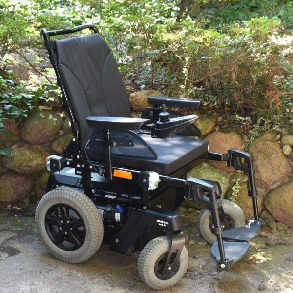 Wózek inwalidzki elektryczny Juvo B4 Otto Bock