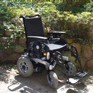 Wózek inwalidzki elektryczny Meyra Ichair MC1