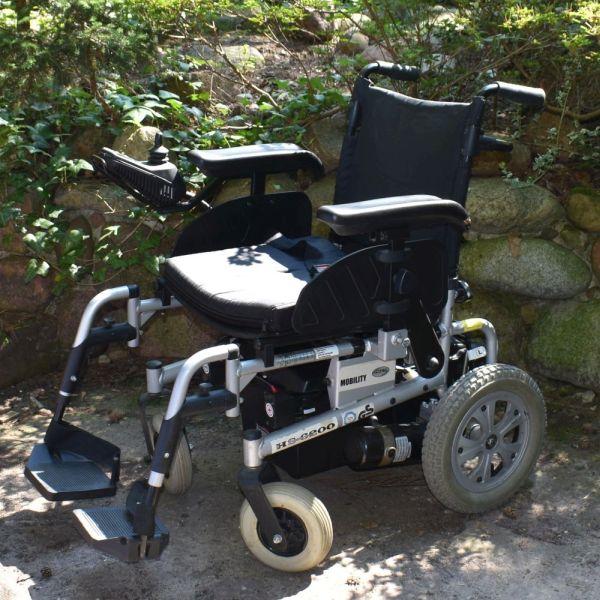 wózek inwalidzki elektryczny HS-6200 C.T.M