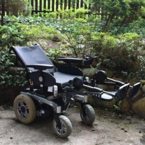 wózek inwalidzki elektryczny Meyra Ichair MC1 funkcje el