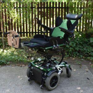 wózek inwalidzki elektryczny Space 1 Vassilli