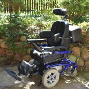 wózek inwalidzki elektryczny Timix Vermeiren