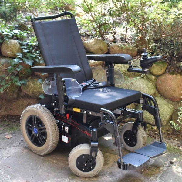 wózek inwalidzki elektryczny Otto Bock B400