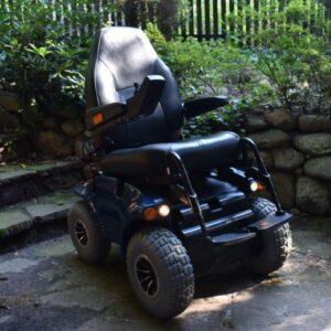 Wózek inwalidzki elektryczny Optimus 2 Meyra